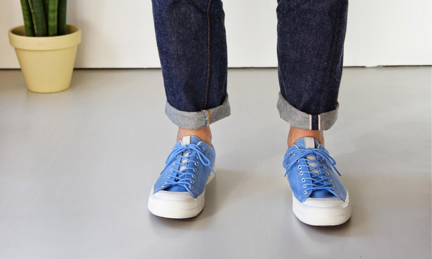rfw spring/summer 2015 denim sneakers | selectism
