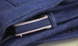 A Sneak Peek at the Tenue de Nîmes Selvedge Denim Jean