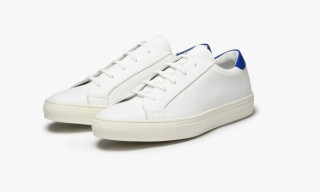 Tennessee Blues Calfskin Trainers by Tim Little