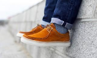 Veras Launch the Braga, A Modern Moc-Toe Shoe