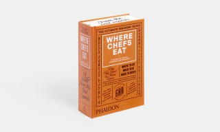 """Where Chefs Eat"" Restaurant Guidebook Returns for 2015"