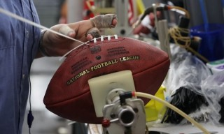"Inside Wilson's Football Factory with ""The New York Times"""