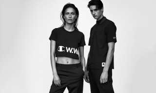 Wood Wood Unveil Champion Capsule Collection Lookbook