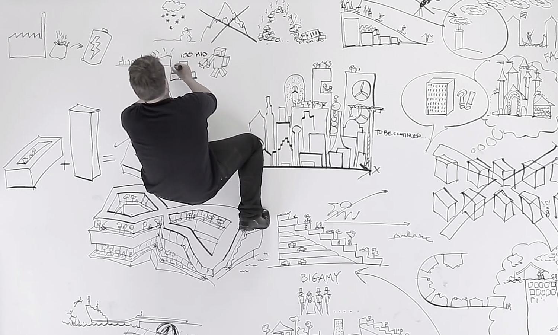 Watch Bjarke Ingels Talk Architecture in this Video