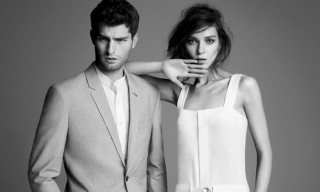 Club Monaco Employ the Talents of Inez and Vinoodh