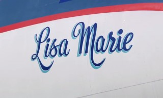 """Elvis Presley's """"Lisa Marie"""" & """"Hound Dog II"""" Private Planes to Auction"""