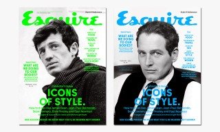 "Sean Connery, James Dean & More Cover Esquire UK's ""Icons of Style"" Edition"