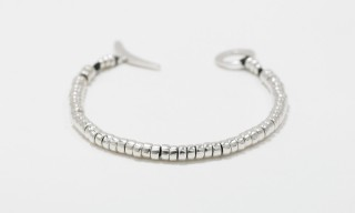 Made-to-Order Silver & Leather Bracelets by Jill Platner