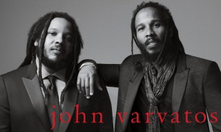 The Marley Brothers Front John Varvatos'  Spring/Summer 2015 Campaign