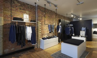 Inside Levi's Line 8 Pop-Up Shop in London's Shoreditch