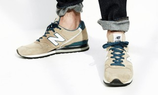 New Balance for J.Crew Spring/Summer 2015 Sneakers