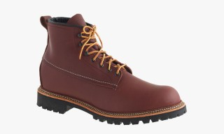 Exclusive Red Wing Heritage Ice Cutter Boot for J.Crew