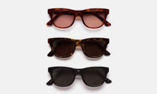RETROSUPERFUTURE for A.P.C. Lunettes II Sunglasses