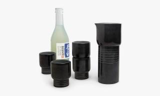 Teroforma Ekke Handmade Sake Carafe & Cup Set