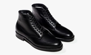 Alden Offer Exclusive Boots & Bluchers for Epaulet