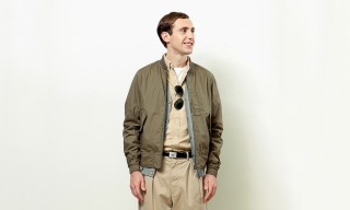 BEAMS PLUS Modern Military for Spring/Summer 2015
