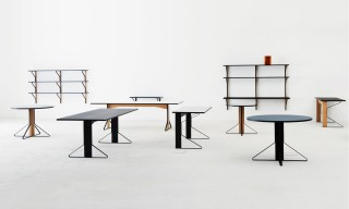 "See the Artek ""Kaari"" Table Collection by the Bouroullec Brothers"