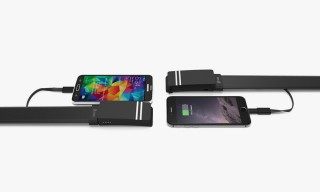 The Phone-Charging XOO Belt by Casely-Hayford & Nifty