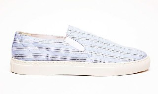 Generic Man for Comme des Garcons SHIRT Spring/Summer 2015 Footwear