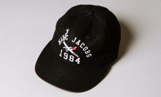 "First Look | The Marc Jacobs ""Casting Call Cap"" by Ebbets Field"