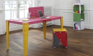 MECCANO for Grown-Ups – A Quirky New Furniture Line