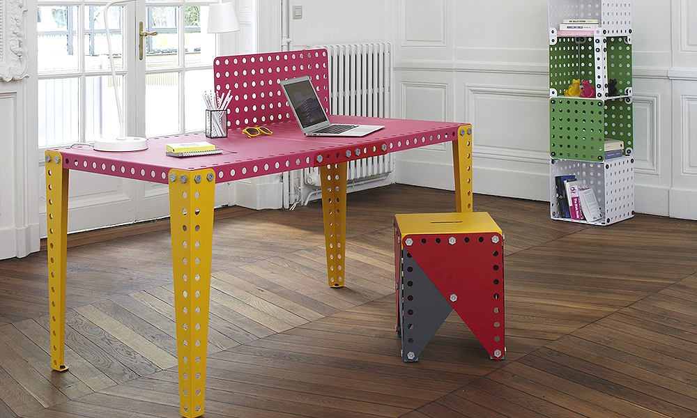 MECCANO for Grown Ups A New Furniture Line • Selectism