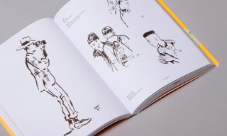 "40 Artists Featured in ""Menswear Illustrations"" Book"
