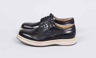 A Contemporary Derby by Church's for Nitty Gritty Store