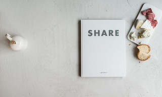 """SHARE"" – The Book that Turns into Instant Wall Art"