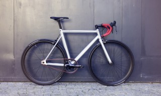 "The German-Made Limited Edition Schindelhauer ""Viktor Red Race"" Bicycle"