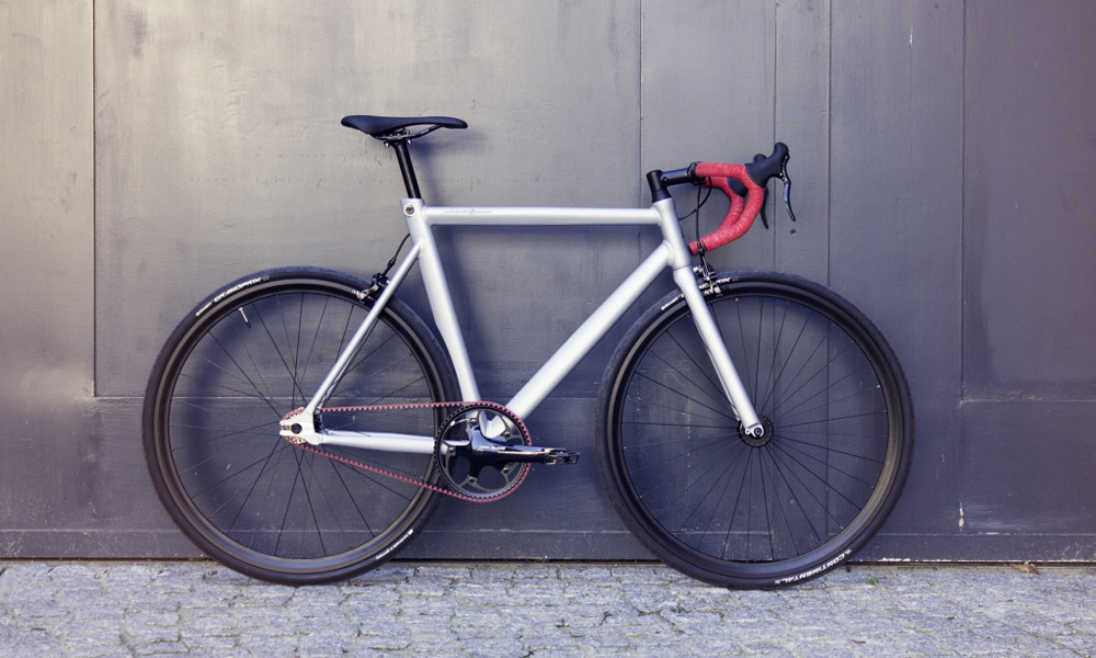 Schindelhauer Viktor Red Race Bicycle 2015