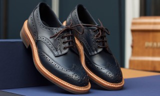 Tricker's Redesign 3 Shoes Exclusively for Tenue de Nîmes
