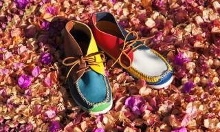 Southwest Psychedelic – Yuketen Spring/Summer 2015 Footwear