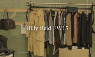 Exclusive | Watch Billy Reid's Journey to New York Fashion Week