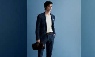 Canali Spring/Summer 2015 – Color, Cut & Tailoring