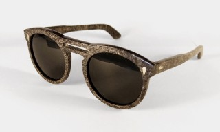 """Woollen"" Eyewear from Fan Optics & Solidwool in 4 Styles"