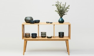 Goods Introduce Indigo Pottery by Spanish Ceramist Zeramix