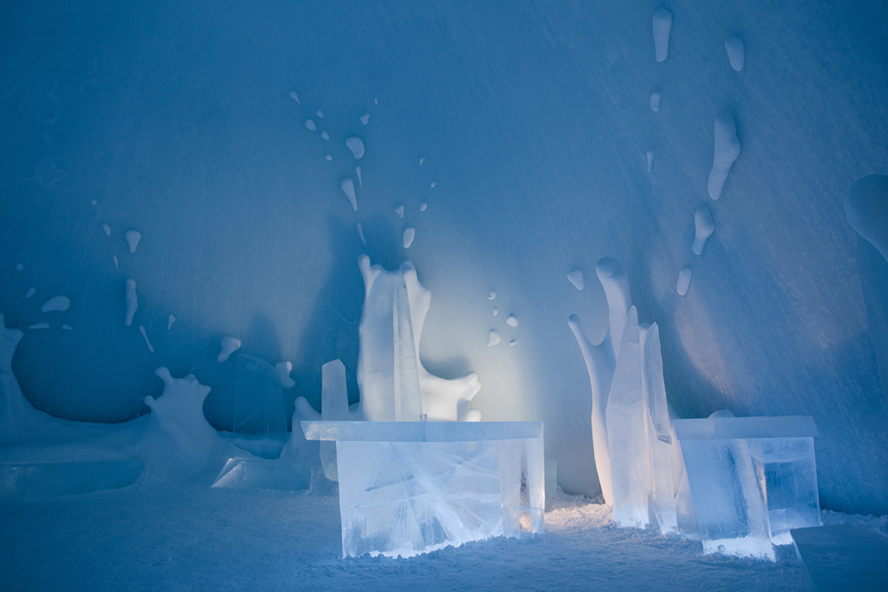 The Arctic 39 S Jukkasjarvi IceHotel 2015 Renovations Selectism