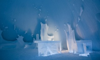 Inside the Arctic IceHotel's Dramatic Renovations for 2015