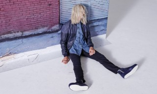 "Levi's Made & Crafted Spring/Summer 2015 Lookbook by ""Junk"" Magazine"