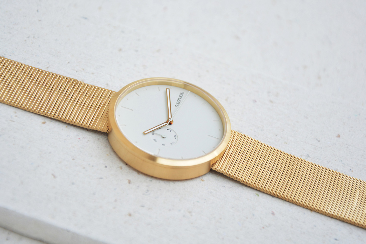 Meshable Watch Gold Colorway 2015 • Selectism. Star Shaped Earrings. Browns Wedding Rings. Circle Medallion. Golden Dial Watches. Stackable Bangle Bracelet Sets. Byzantine Bracelet. Dlc Watches. Lightweight Watches
