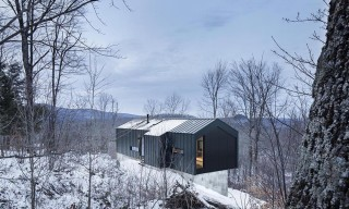 Naturehumaine's Bolton Residence in Rural Quebec