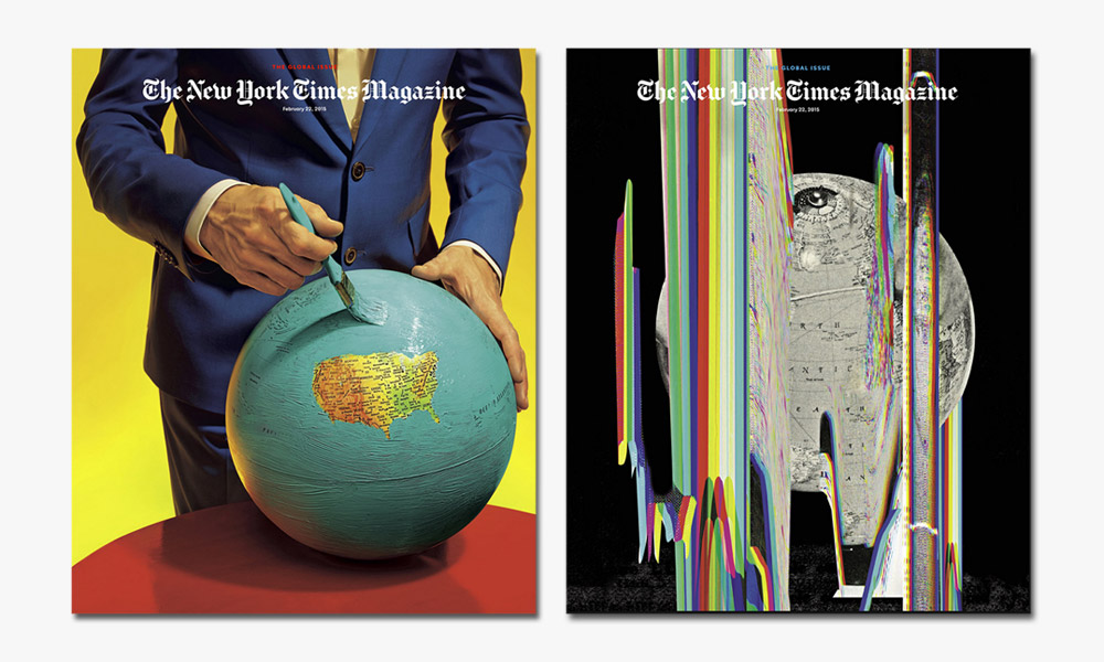 The New York Times Magazine Redesign 2015