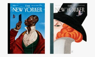 See The New Yorker's Special 90th Anniversary Covers