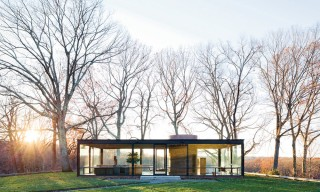 "An ""Architectural Theme Park"" – Inside the Connecticut Home of Philip Johnson & David Whitney"