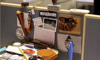 Selectism Visits   Sandqvist's Open Studio Workspace in Stockholm