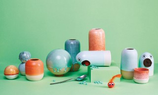 Colorful Ceramics from Studio Arhoj for Spring/Summer 2015