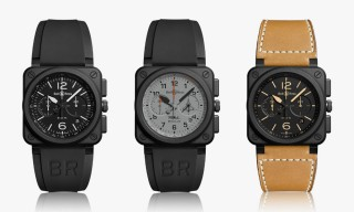Bell & Ross Unveil the Fighter Jet-Inspired BR 03-94 Rafale
