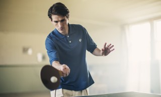 Nigel Cabourn & Fred Perry Celebrate Table Tennis for Spring/Summer 2015