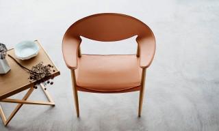 """Carl Hansen & Son Re-Launch the 1949 """"Metropolitan Chair"""""""